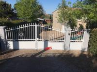 Rénovation de A à Z d'un portail et portillon à Bourg-Saint-Bernard